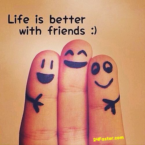 friendship-quotes-Life-is-better-with-friends
